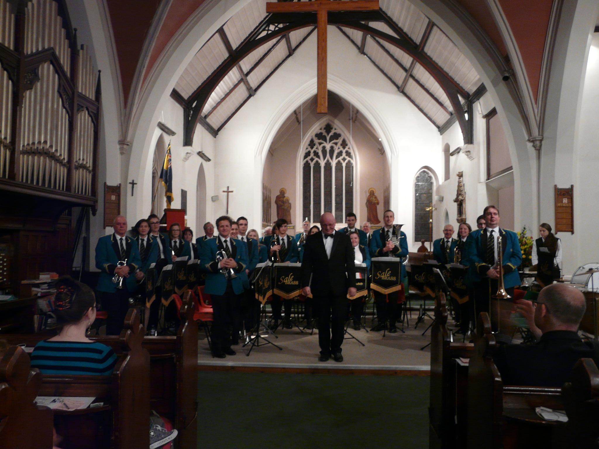2015 Christmas Concert with Alan