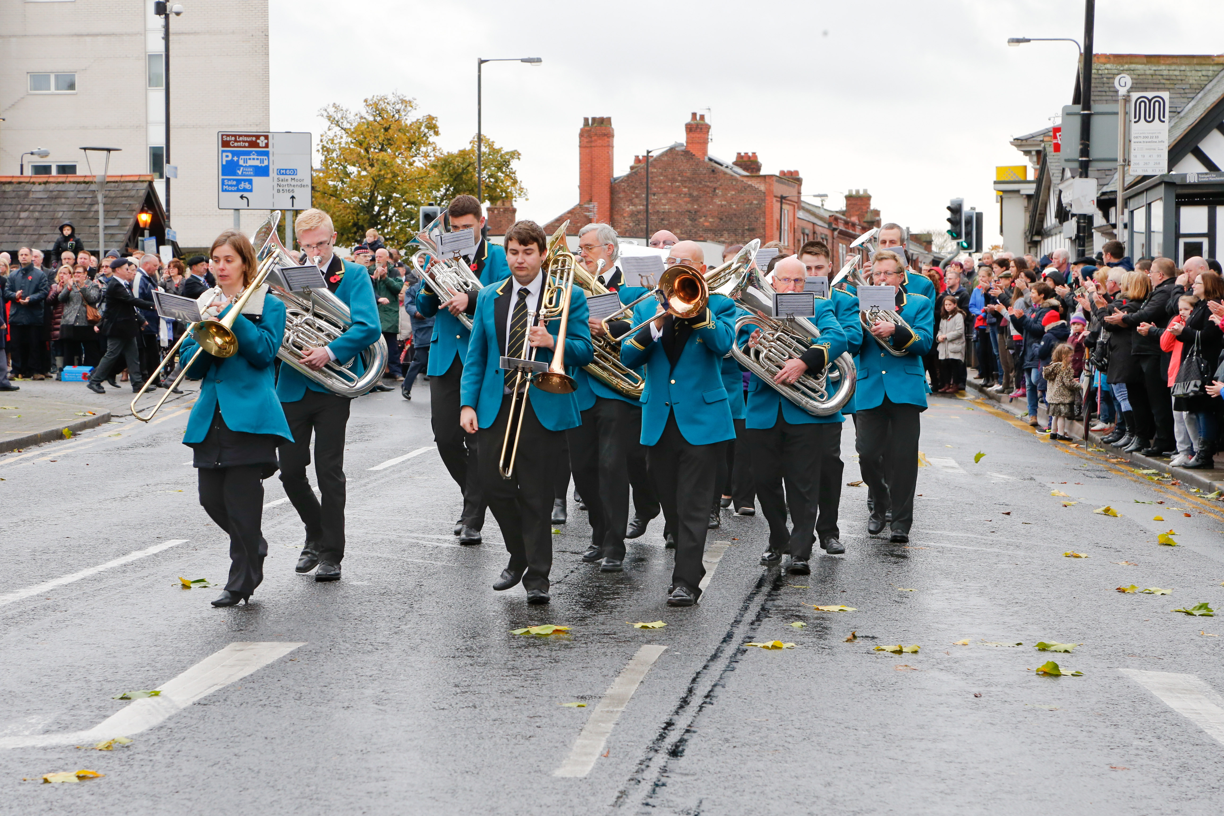 2015 Remembrance Parade 2