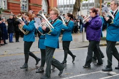 2015 Remembrance Parade 1