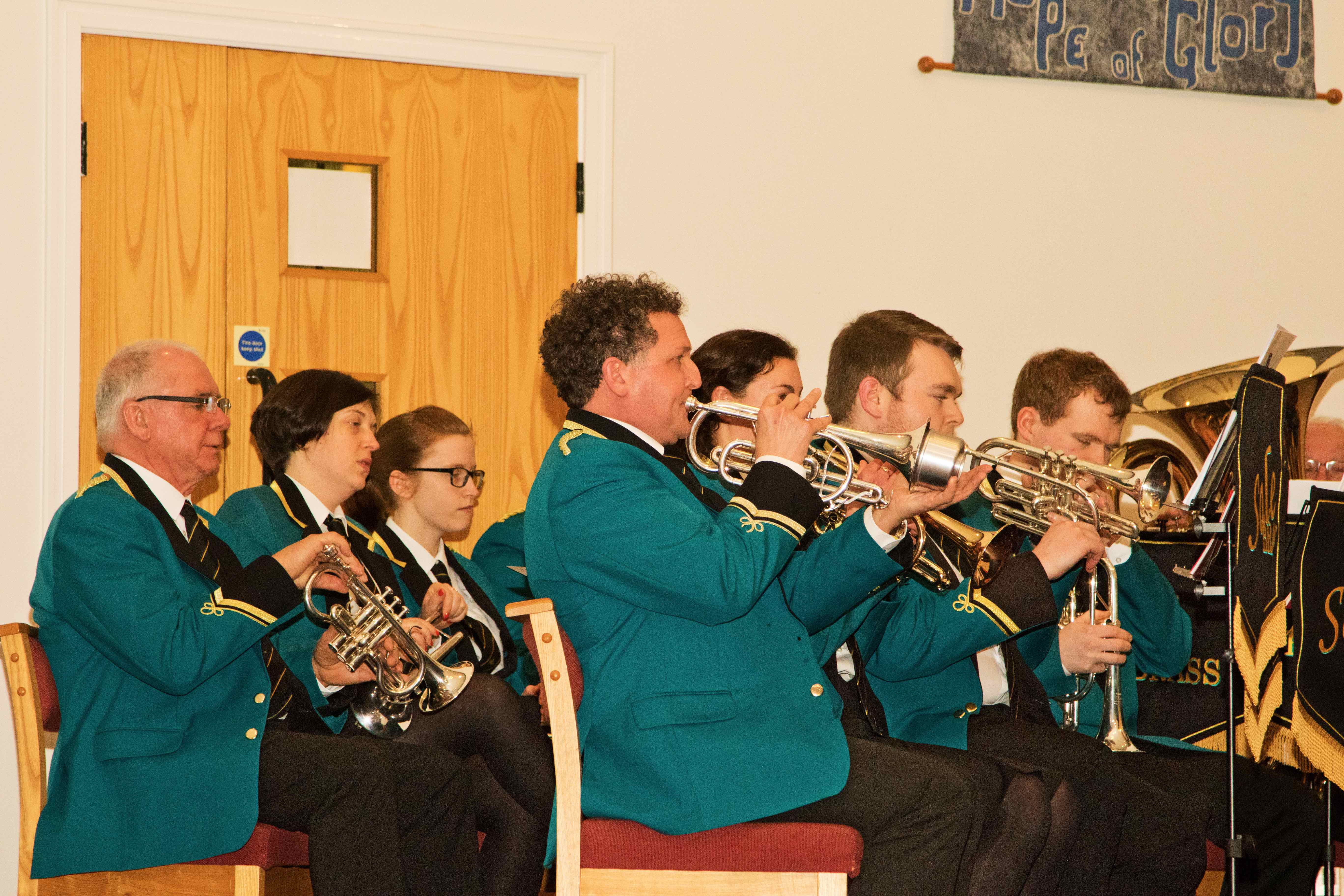 Charity concert 2017 band 1