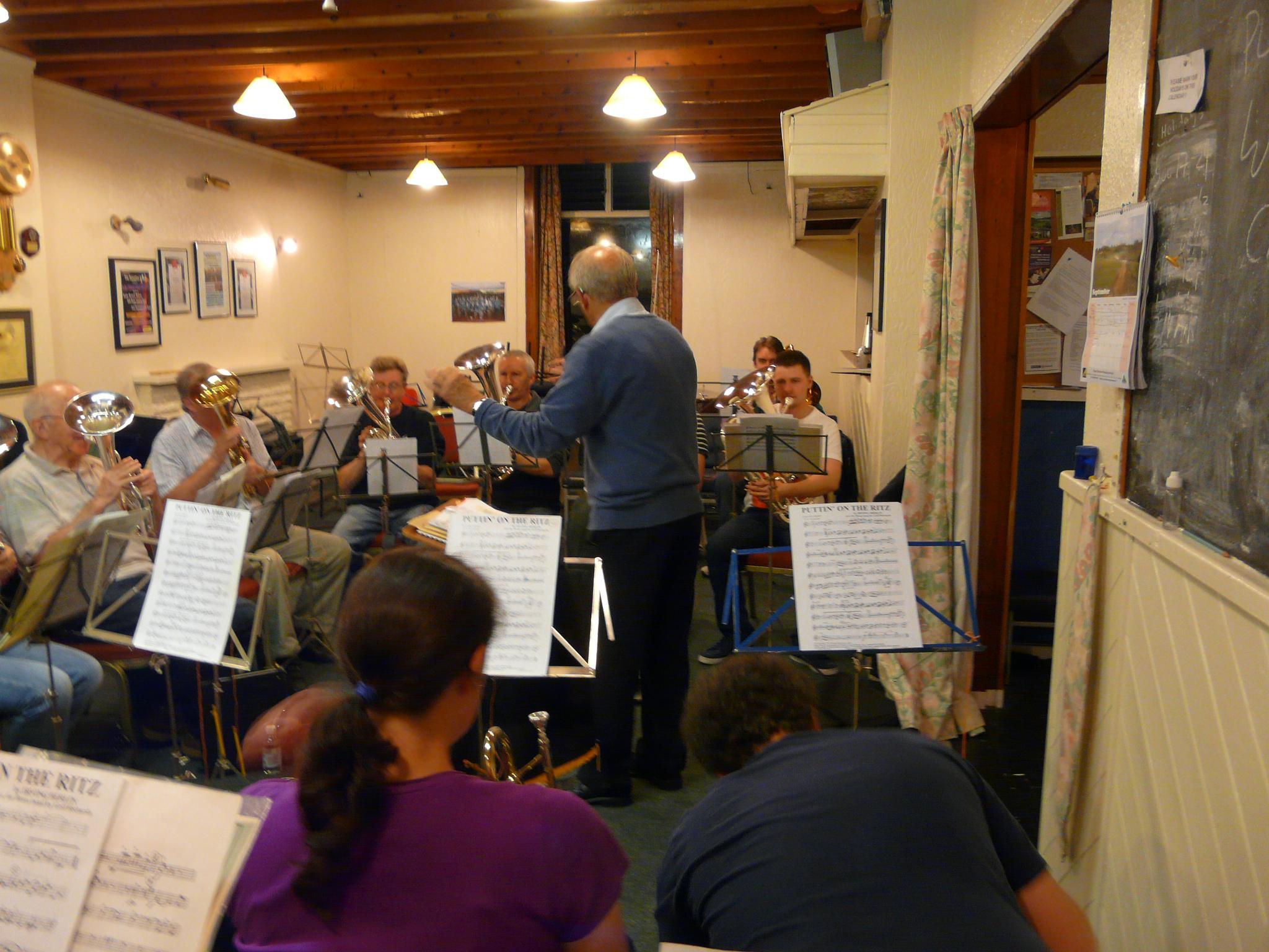 Final rehearsal 2013 b