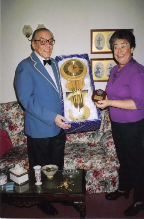 Richard and Marlene