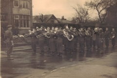 SAle Band on the March