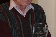 Sixty Years Service to Brass Bands