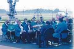 Under Concorde Manchester Airport
